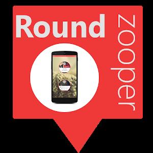 Round zooper skin icon