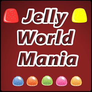 Jelly World Mania icon