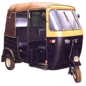 Mumbai Auto tariff card icon