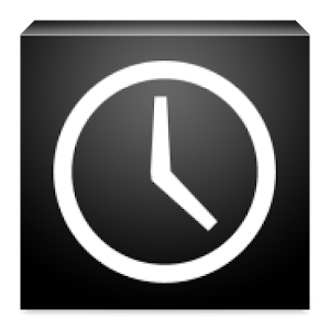 Analog Clock On StatusBar icon
