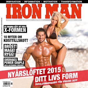 IRON MAN Magazine (SE) icon