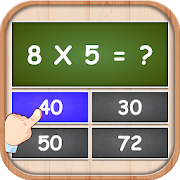 Math Game : Multiplication Table icon