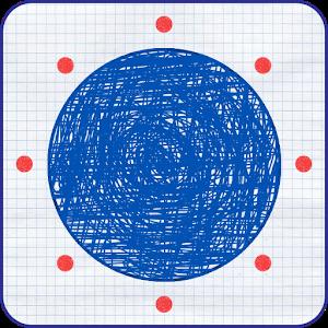 Draw the Circle! icon