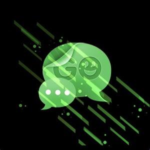 GO SMS PRO Theme Future 2 icon