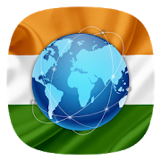 Indian 4G Fast Browser icon