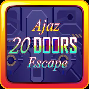 Ajaz 20 Doors Escape icon