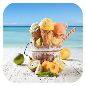 Ice Cream Jigsaw icon