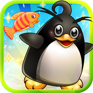 Slippery Birds - Penguin Fun! icon
