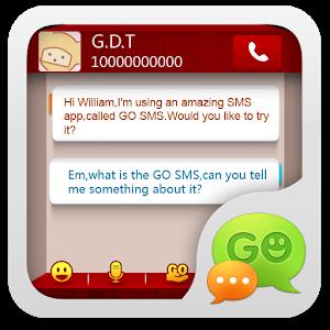 GO SMS Pro SMSbox Theme icon