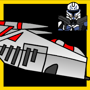 Clone Wars: Infantry Transport icon