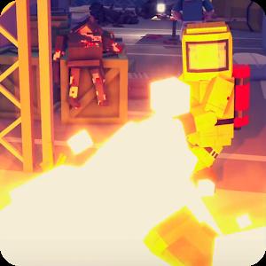 PixelGun unturned: survival icon