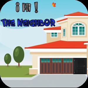¡ Hi ! The Neighbor icon