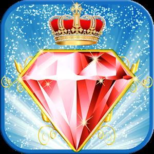 Frozen Jewels Dash icon