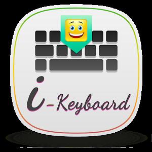 i Keyboard icon