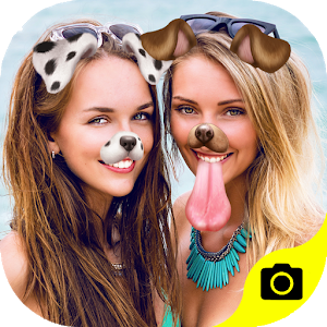 Snap photo filters&Stickers 👻 icon