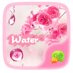 (FREE) GO SMS WATER THEME icon
