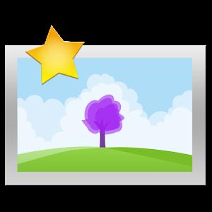 Background image Board icon