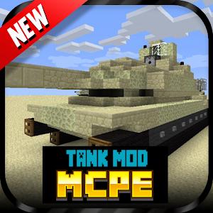 Tank Mod For MCPE. icon