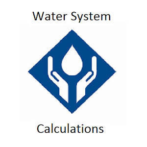 Water Calcs icon