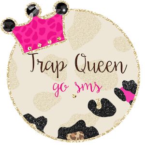 Trap Queen GO SMS icon