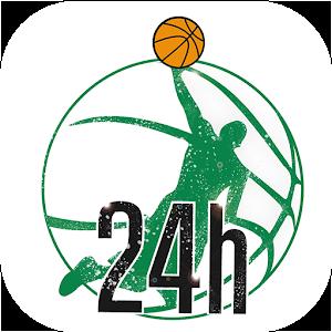 Boston Basketball 24h icon