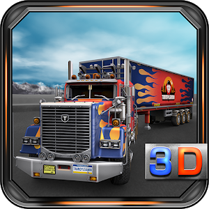 American Trucks 3D Parking icon