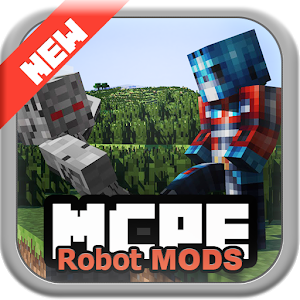 Robot MODS For MCPE icon