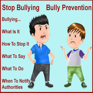 Stop Bullying Bully Prevention icon