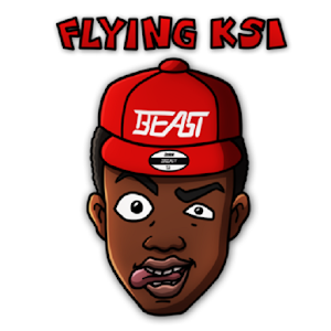 Flying KSI icon
