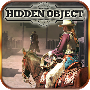 Hidden Object Adventure - Outlaw Hunt icon