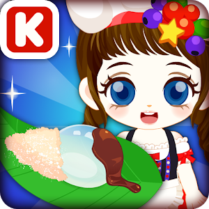 Chef Judy: Waterdrop RiceCake icon
