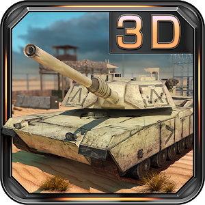 Super Tank 3D Parking icon