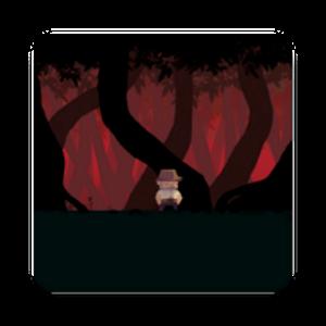 1.Red Forest–Jungle Escape Run icon