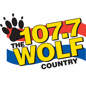 107.7 The Wolf icon