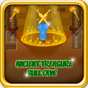Ancient Treasure Bull Cave icon