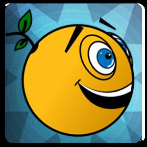 Jumping Orange icon