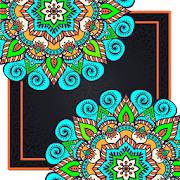 ColoRelax Mandala coloring book 2018 icon