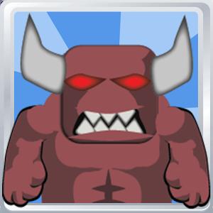 Demon Castle Defence HD icon
