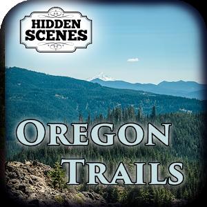 Hidden Scenes - Oregon Trails icon
