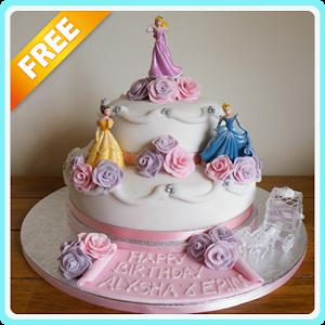 Birthday Cakes Wallpaper icon