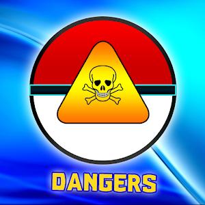 Risks of Pokemon Go icon