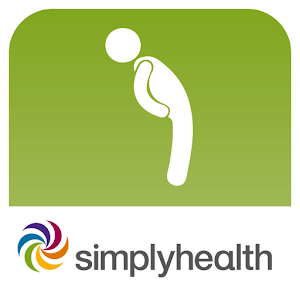 The Simplyhealth Back Care app icon