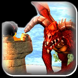 Dragon Z : Super infinite flying 3D icon
