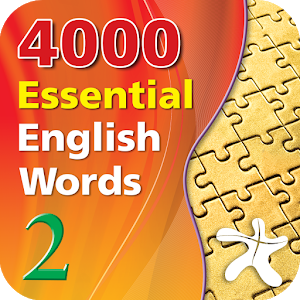 4000 Essential English Words 2 icon