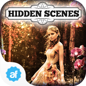 Hidden Scenes Enchanted Garden icon