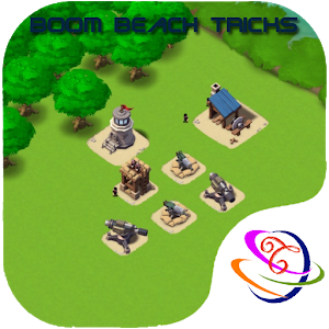 """Tricks """"BooM BeacH"""" icon"""