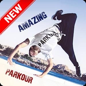 Cool Parkour Wallpaper icon