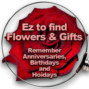 Flowers and Gifts Search icon