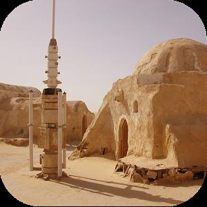 Tatooine Desert Wallpaper icon