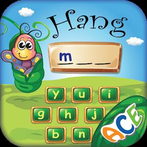 Hangman Kid's App for Spelling Word Practice icon